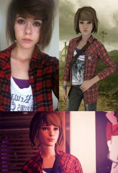 Max Caulfield by new-chateau
