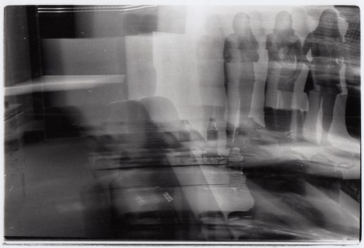 Abstract Photograph #1 by BrownieComicWriter