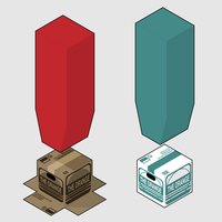 Exclamation Box (WIP) by Archymedius