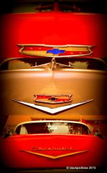 Chevy Emblems by blackpixifotos