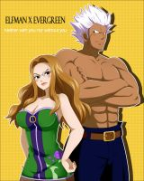 Evergreen X Elfman FT by Timagirl