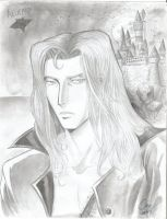 Alucard from Castlevania by NoSoyUnAlien