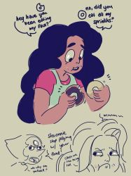 Stevonnie by Silentyeller