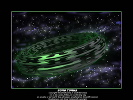 borg torus by fraterchaos