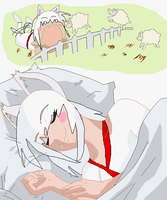Okami-kun's Dream by TobiObito4ever