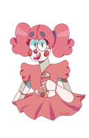 Circus Baby by Ak-Rodry