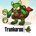 #74 - Trunkaroo by Desinho
