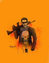 The Punisher by albee13
