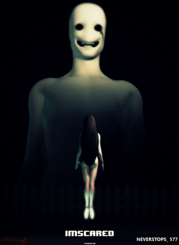 IMSCARED a 3d nightmare game by Neverstops