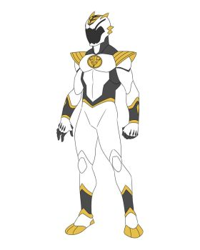 White Ranger by thecreator9