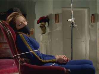 Emma Peel - Bound and Unconscious by slepe2