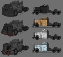 Hugetruck Concept by Bloodstability