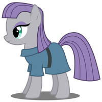 Vector #24 - Maud Pie by DashieSparkle