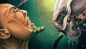 Brain Extraction by Draugth