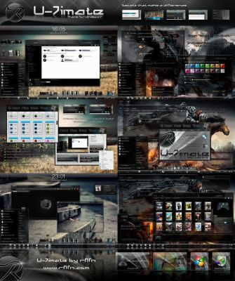 U-7imate Final Version for Windows 7 by rflfn