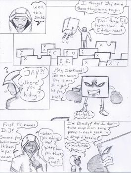 Battle of the Century 2 (Part 2): Page 4 by Jay-Jay3