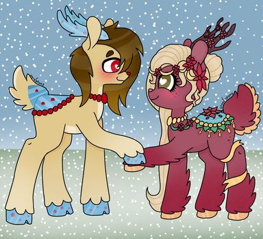Still our hearts stay warm by Snooziiee