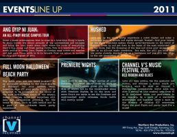 Chanel V Events Flyer 03-02 by Click-Art