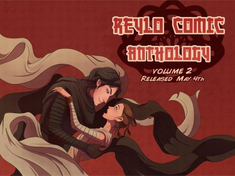 Reylo Comic Anthology vol. 2 by luminoustigress