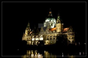 City hall by Pattarchus