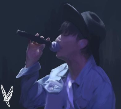 Jongup||Now 1 by KomorebiIllustration