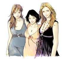 The Cullens Girls - BDspoilers by nami64
