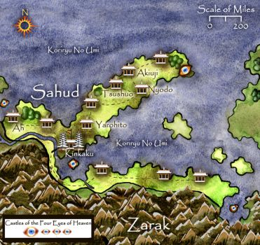 Sahud Map by feralSky
