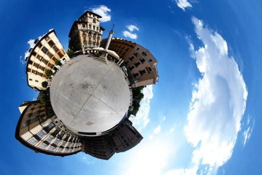 Summer in spain ::360 Pano:: by rdevill
