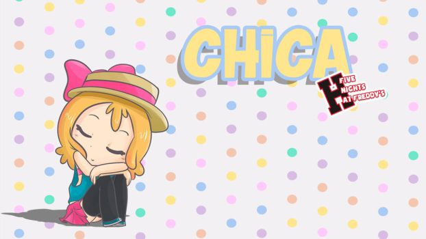 DREAMING CHICA - FIVE NIGHTS AT FREDDY'S HS by edd00chan