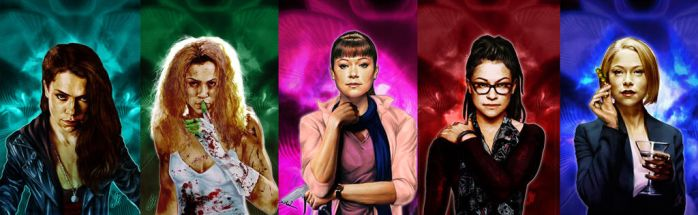 Orphan Black 1-5 solo covers by gattadonna