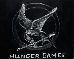 Hunger Games by peace-love-edward