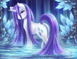 Rarity by Amelie-ami-chan