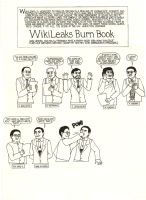 WikiLeaks Burn Book Part 1 by ElfceltRJL