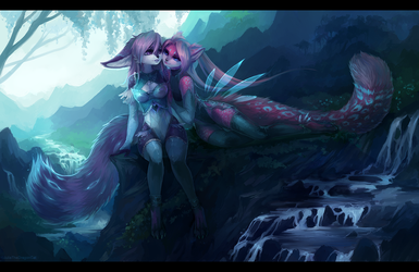.: Keepers Of The Fjords :. by JuliaTheDragonCat