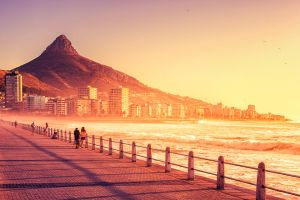 Sea Point, Cape Town - South Africa by Stefan-Becker