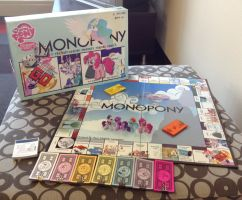 My Little Monopony [29 October 2012 Update] by DrZurnPhD
