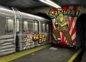 Subway by mike-a