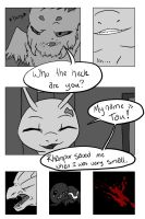 Taming the Lion Page 5 by Valkyryn