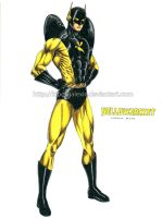 Yellowjacket by kiborgalexic