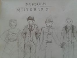 Murdoch Mysteries by TheOtherBillionaire