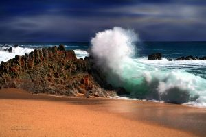 Cabo Beach by gemlenz