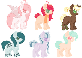 Mlp adopts batch OPEN 2/6 by Yuono