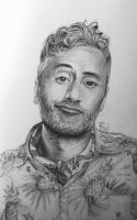 Taika Waititi by LPSoulX