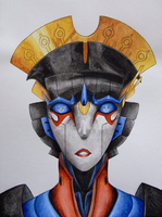 Windblade by Scalenbee