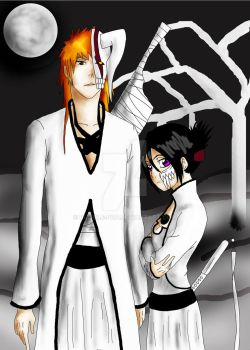 Bleach poster by Bumble-Pop