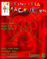 DI Comic Cover #2 by Thesimpleartist4