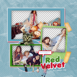 192|Red Velvet|Png pack|#06| by happinesspngs