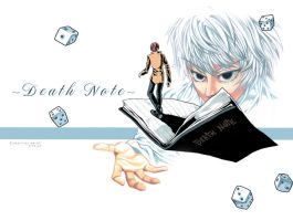 Death Note: Near's Puzzle by Nick-Ian