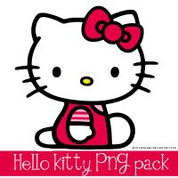 Hello Kitty PNG Pack* by EmmKathleen