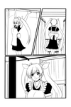 Maid A Comic Page by wbd